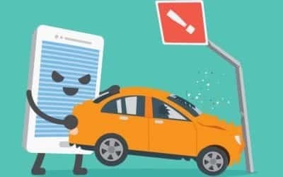 How To Prevent Employee Texting & Driving Crashes: Stamp Out A Major Cause Of Workplace Accidents