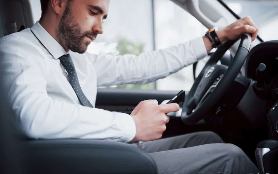 Ten Reasons to Stop Distracted Driving: A Worker Health & Safety Perspective